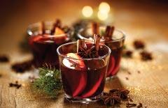 C'est l'heure du vin chaud !