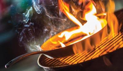 Prévention des incendies pour l'extérieur