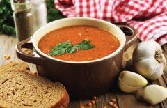 Soupe d'hiver réconfortante