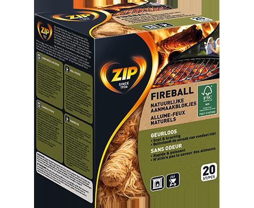 Allume-Feux Naturels Fireball
